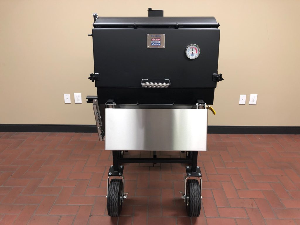 all-star charcoal grill